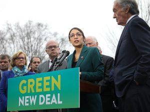 Den kommende mobilisering: Modstå og bekæmp den grønne 'New Deal'