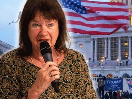 Stormen på den amerikanske kongresbygning: <br> Farverevolution eller 11. september? <br> Af Helga Zepp-LaRouche