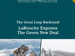 Helga Zepp-LaRouche om EIR og LaRouche-organisationens afsløring af 'the Great Reset'