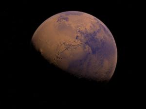 """'Hope', rumskibet """"Håb"""", går i kredsløb omkring Mars; giver håb til jorden."""