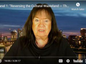 Helga Zepp-LaRouches hovedtale ved panel 1: <br>'Vil menneskehedens historie ende i tragedie <br> eller fortsætte med et nyt paradigme?'