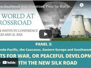 Online konference den 21.-22. Marts 2021 <br> Panel 1-3