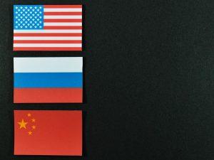 LaRouche-faktoren i de amerikanske relationer med Rusland og Kina