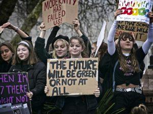 Krig kan true, men sandheden vil ændre klimaet