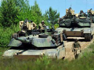 Briterne bereder sig på at sende USA ud for at føre krig mod Rusland