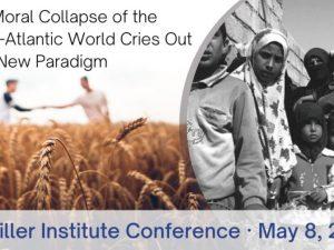 Schiller Institut internationale videokonference lørdag den 8. maj kl. 15. <br>Det vestlige systems moralske sammenbrud råber på et nyt paradigme