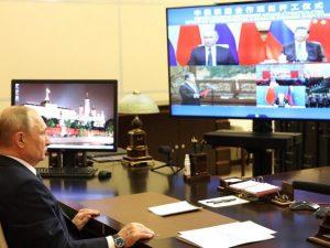 Lyndon LaRouche ville have rost gårsdagens handlinger fra præsidenterne for Rusland og Kina; <br> ved Biden overhovedet hvad der skete?