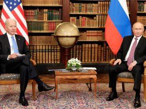 Amerikansk-russiske samtaler om strategisk stabilitet er sat i bevægelse <br> og borgernes aktioner for et nyt paradigme gør hele forskellen