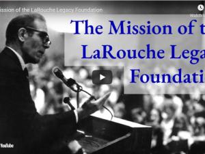 LaRouche Legacy Foundation holder en videokonference for at markere <br> 50-årsdagen for Lyndon LaRouches historiske forudseelser af den 15. august 15, 1971, <br> da Nixon afkoblede dollaren fra guldet, m.m.