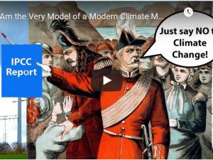 """Gå ikke glip af videohittet: """"Jeg er selve modellen for en moderne klimamodellør!"""""""