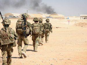Enden på én 'endeløs krig' er nær<br> – vil alle krige for 'regimeændringer' ende?