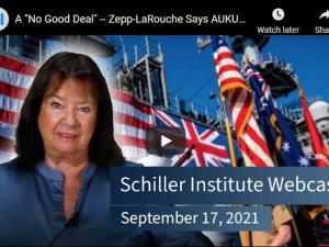 Australiens, Storbritanniens og USA's strategiske alliance – 'Ingen god aftale'