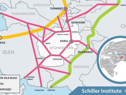 Rapport: Geo-økonomiens daggry –  <br>udvidelsen af Bælte & Vej til Afghanistan
