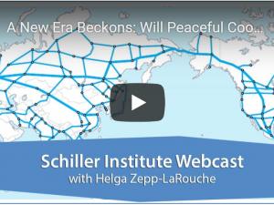 En ny æra efterlyser: <br>Vil fredeligt samarbejde erstatte imperiets regimeskifte-krige? <br>Schiller Instituttets ugentlige dialog med Helga Zepp-LaRouche den 2. september 2021
