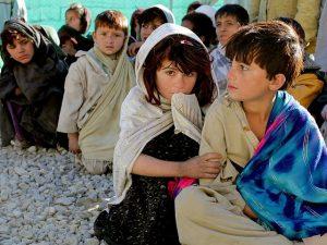 En opfordring til at frigøre midlerne til det afghanske folk